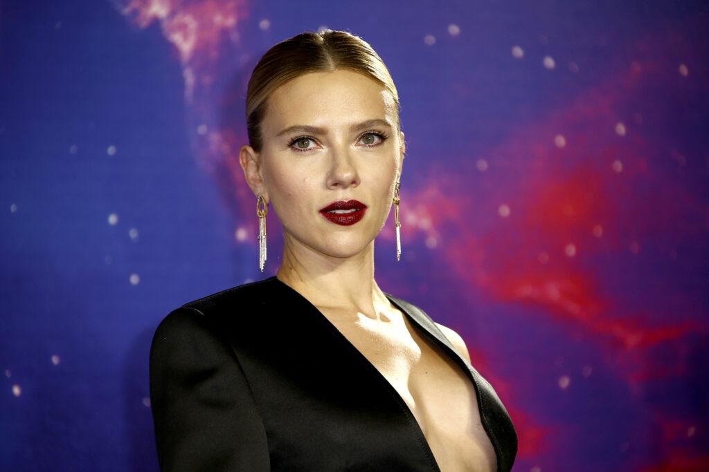 Scarlett Johansson UCM Marvel Black Widow Avengers: Endgame