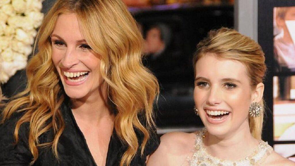 Actores que no sabías que eran familia Julia y Emma Roberts