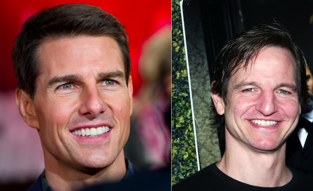 Actores que no sabías que eran familia Tom Cruise y William Mapother