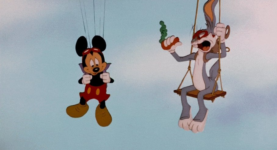 Quién Engañó a Roger Rabbit