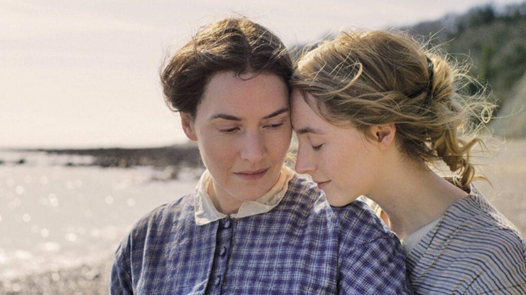 Kate Winslet y Saoirse Ronan