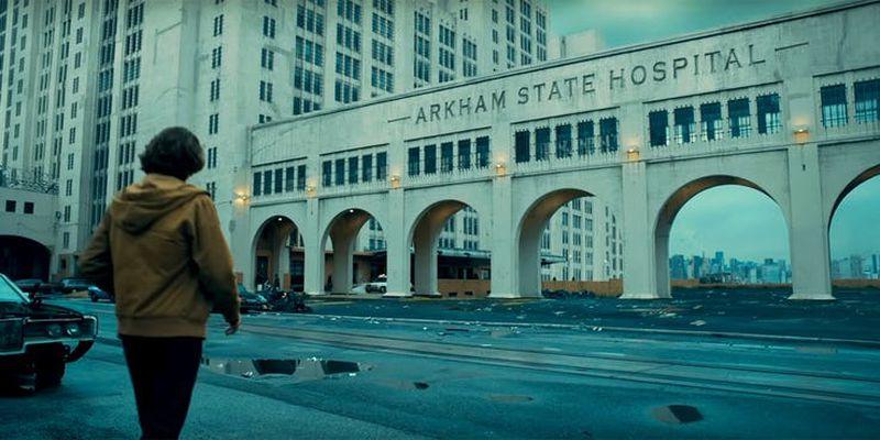 arkham hospital
