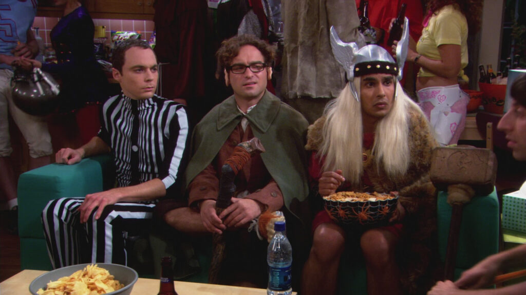 The Big Bang Theory – The Middle Earth Paradigm