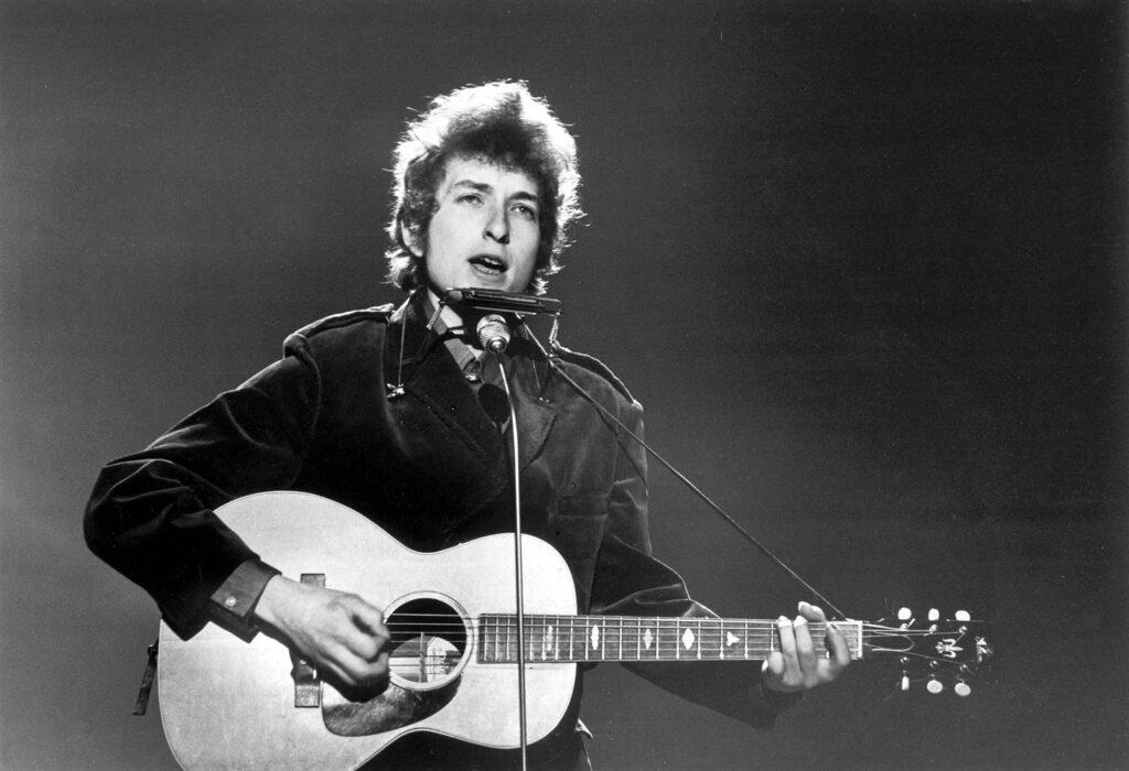 Bob Dylan  Timothée Chalamet película