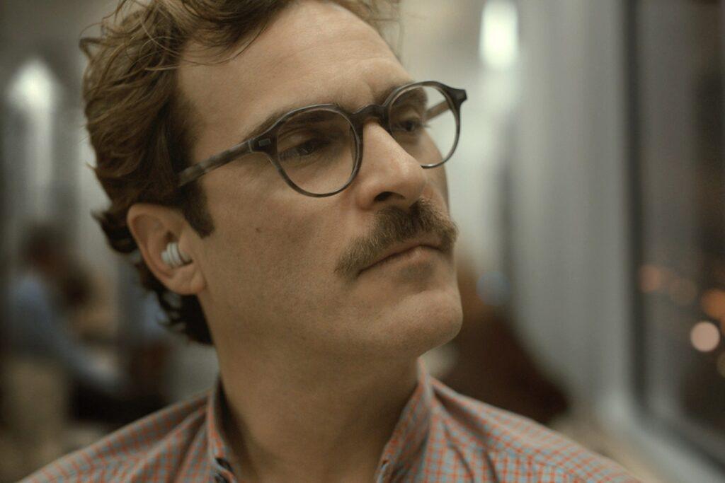 Joaquin Phoenix Her