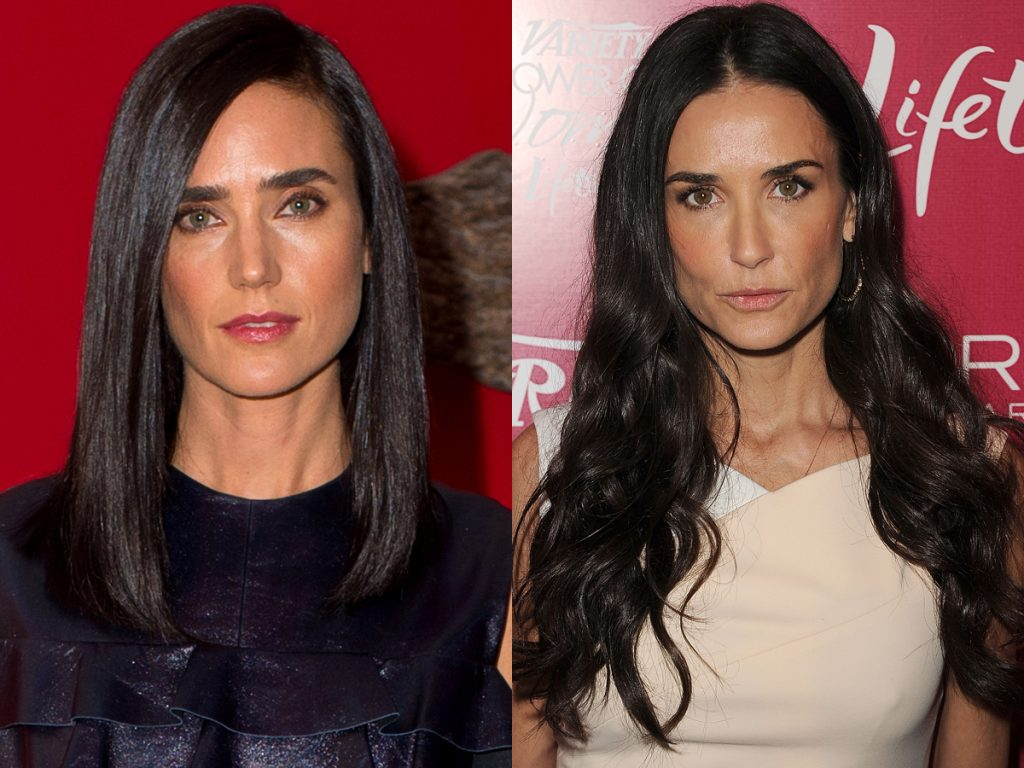 Demi Moore y Jennifer Connelly