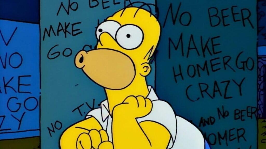 Los Simpson – La Casita del Horror V