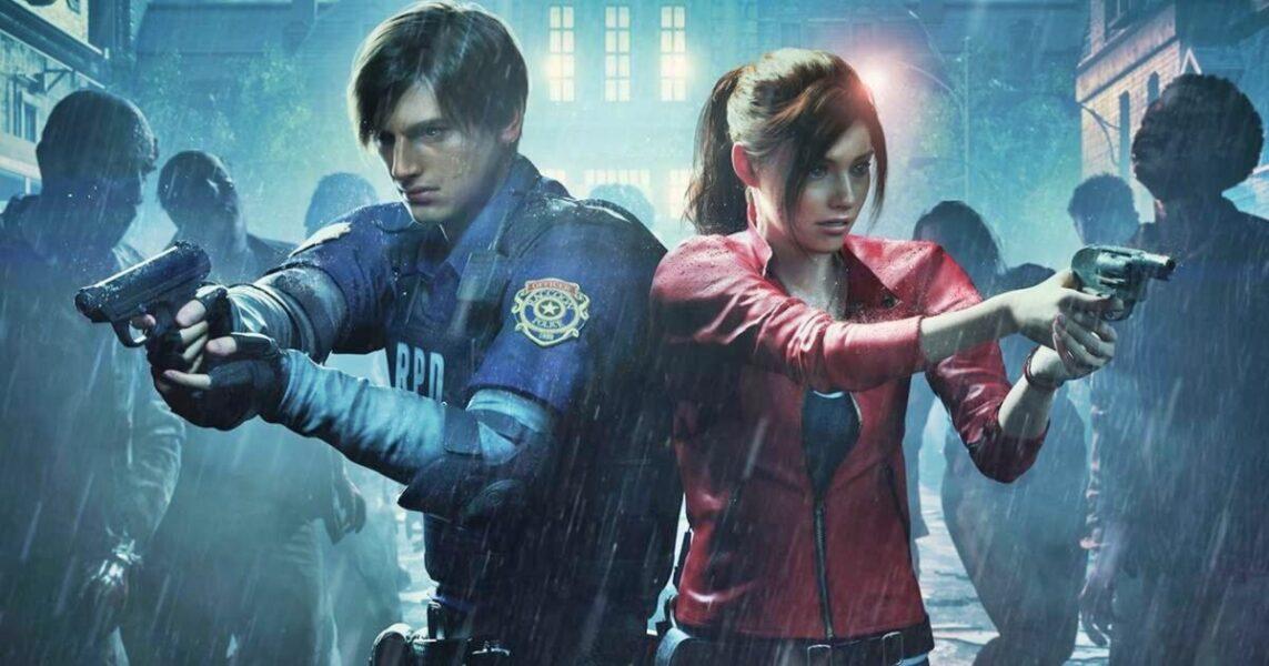 Resident Evil Reebot Kaya Scodelario