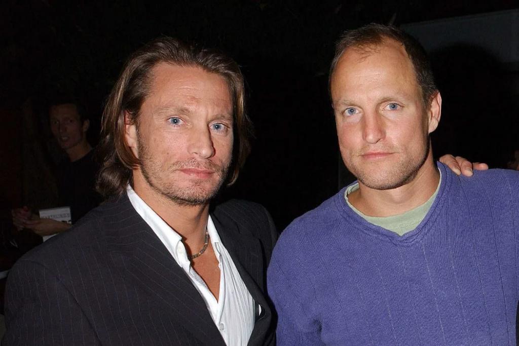 Woody y Brett Harrelson