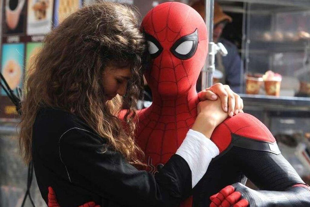 Spider-Man 3 Tom Holland UCM Marvel