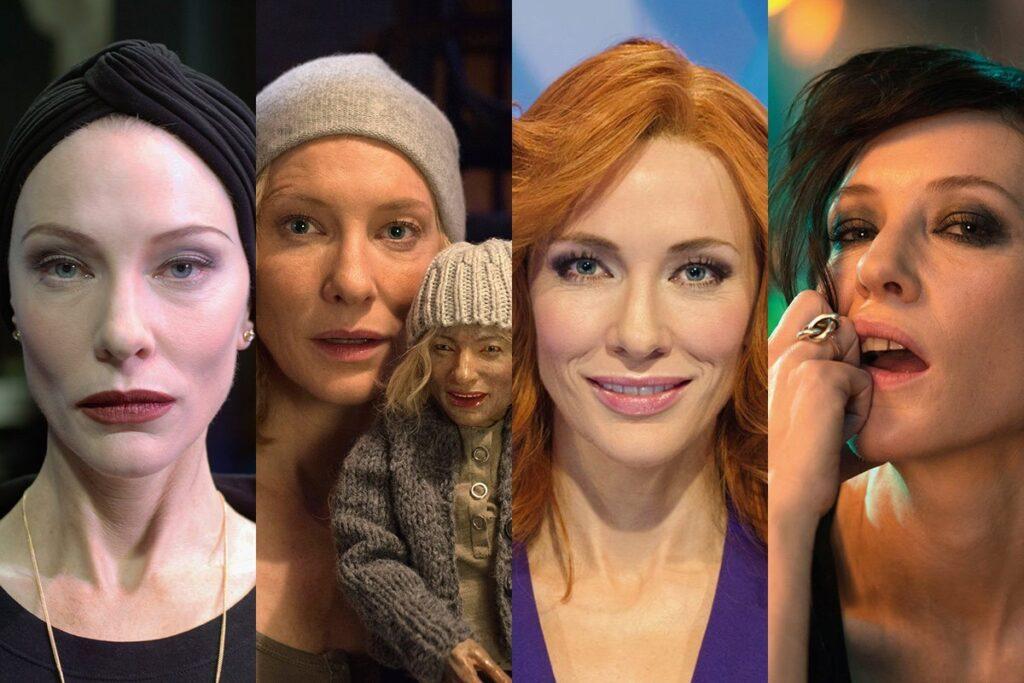 Los actores más camaleónicos de Hollywood cate blanchett