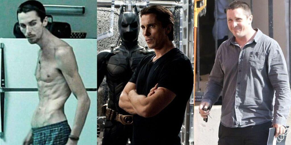 Los actores más camaleónicos de Hollywood christian bale