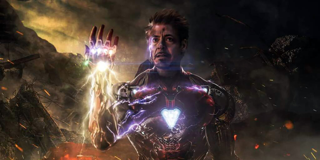 Iron Man Marvel Robert Downey Jr Endgame