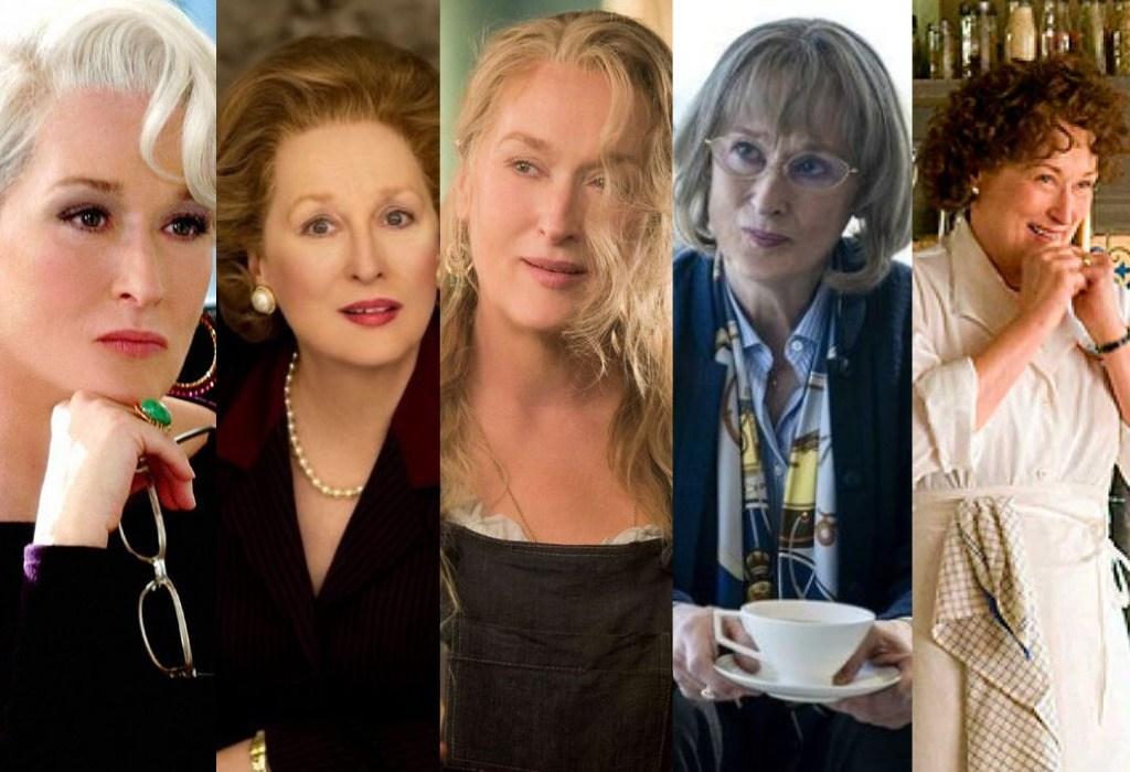 Los actores más camaleónicos de Hollywood meryl streep