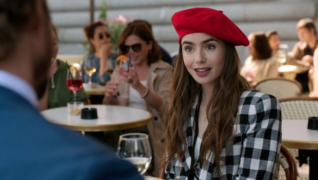 Emily in Paris Netflix temporada 2