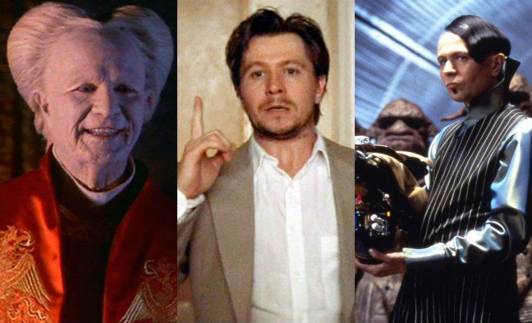 Los actores más camaleónicos de Hollywood gary oldman