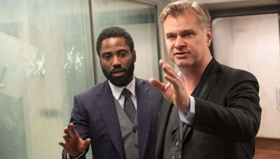 "Christopher Nolan ""Tenet"""