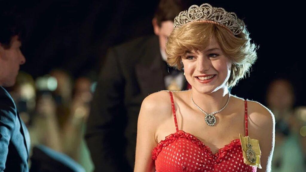 The Crown Lady Di