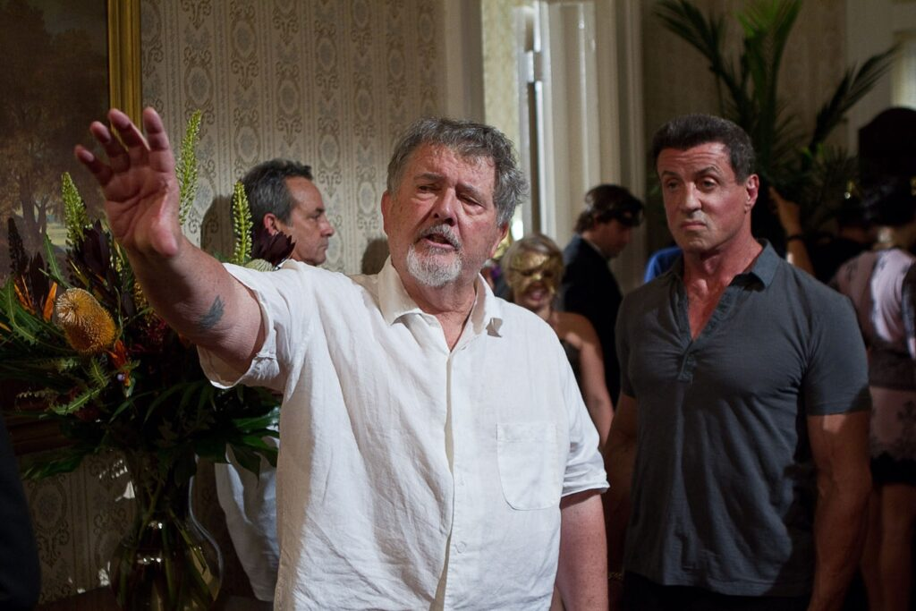 Walter Hill Sylvester Stallone