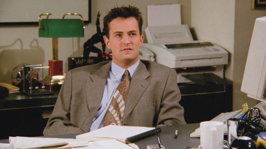 """Lugares que tenés que visitar si sos fanático de """"Friends"""" La oficina de Chandler"""
