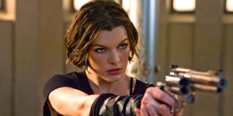 Milla Jovovich Resident Evil Paul W. Anderson