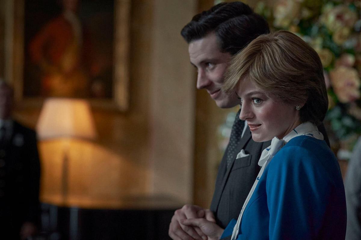 The Crown Netflix Gobierno Reino Unido