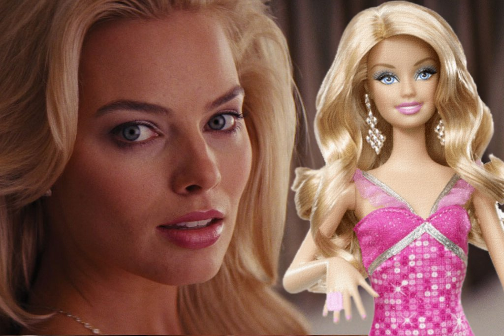 Margot Robbie y Barbie