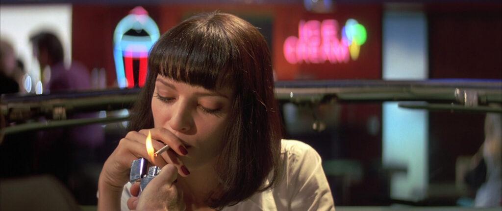 ¿Cómo sustituyen las drogas en el cine? pulp fiction