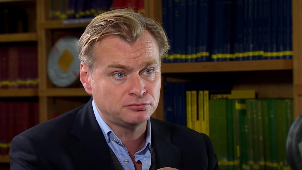 Christopher Nolan videojuegos