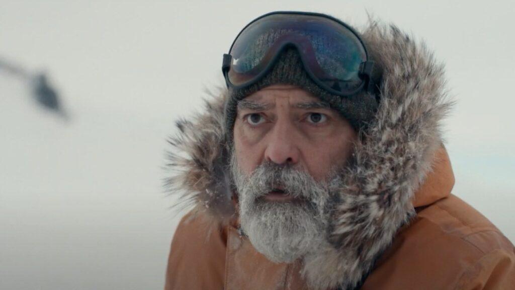 """George Clooney """"Cielo de Medianoche"""""""