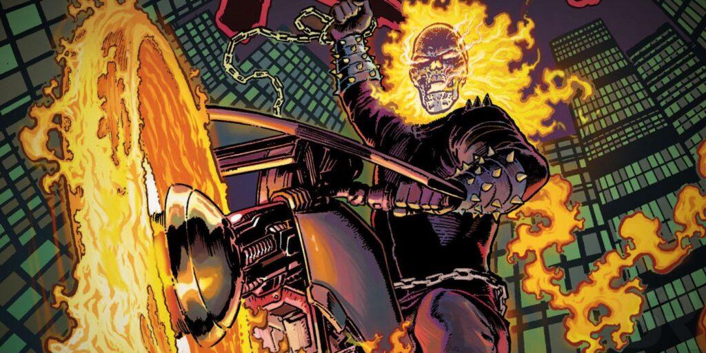 Cintas de Marvel que nunca saldrán a la luz ghost rider