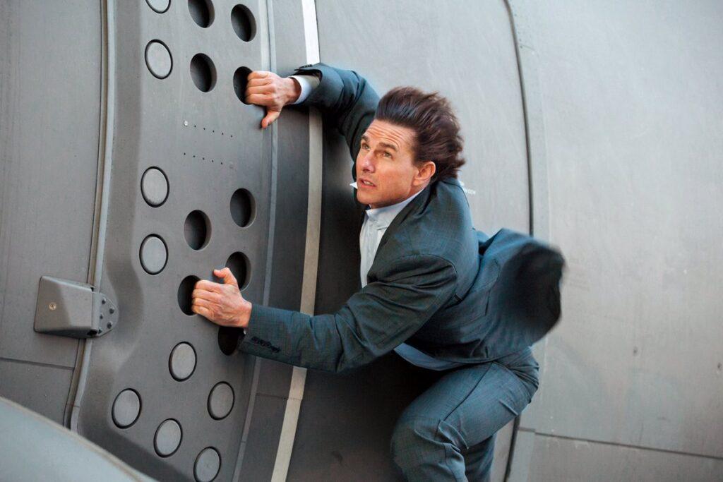 robaron el auto de Tom Cruise en el rodaje de Misión Imposible