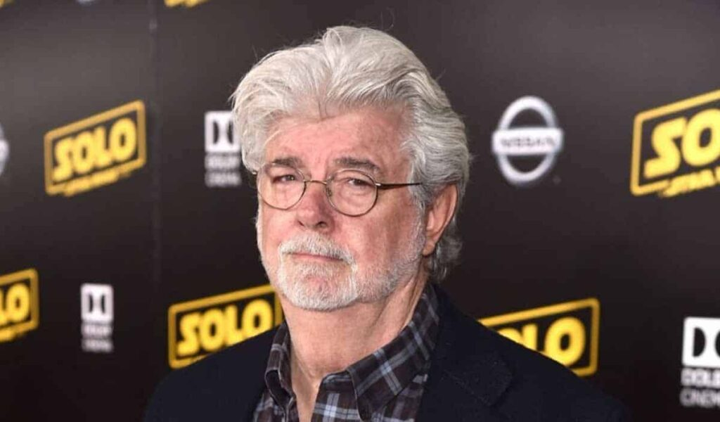 George Lucas Star Wars Disney