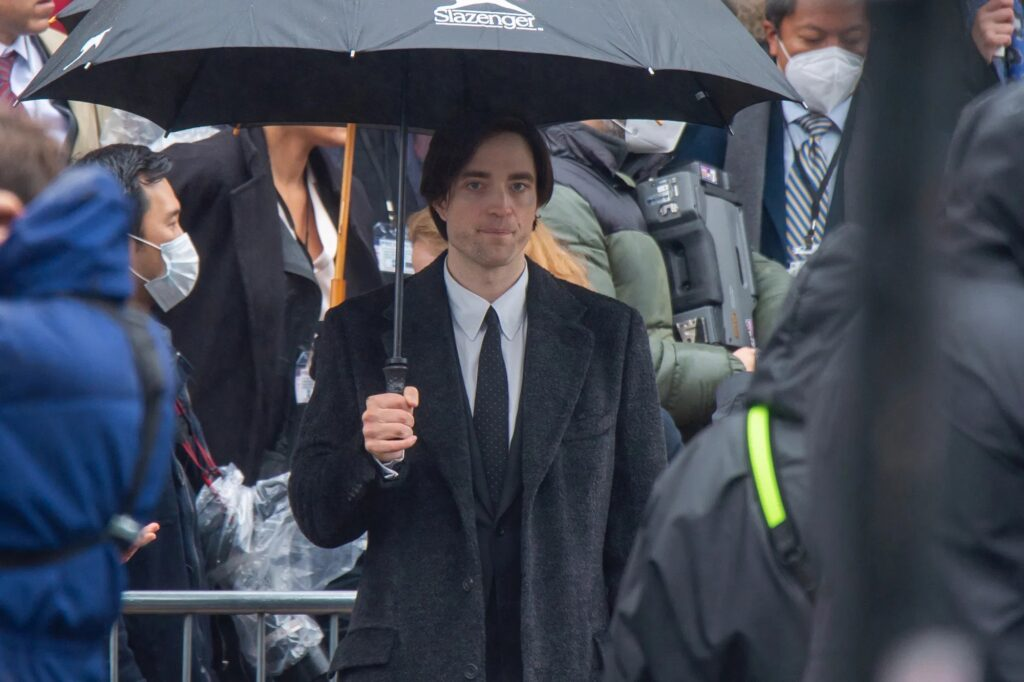 """The Batman"": Robert Pattinson"