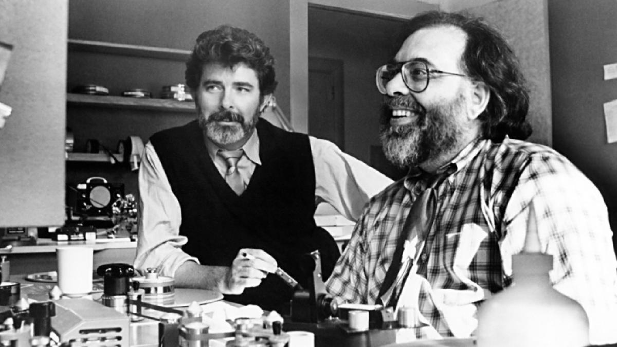 Francis Ford Coppola George Lucas Star Wars