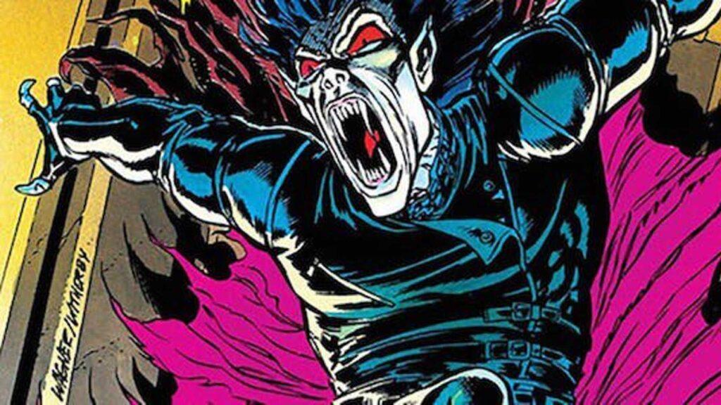 Cintas de Marvel que nunca saldrán a la luz morbius