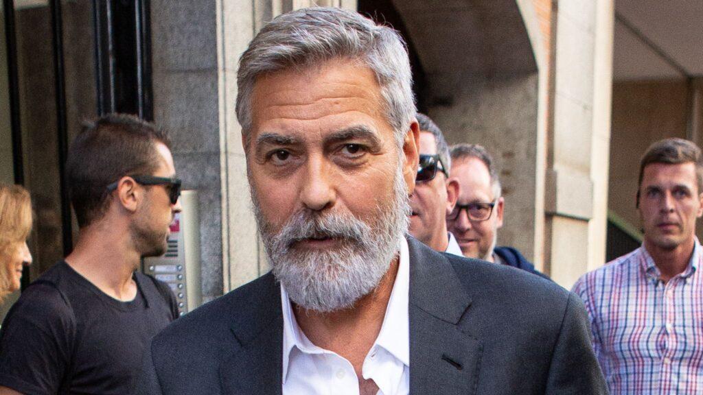 George Clooney Idris Elba James Bond