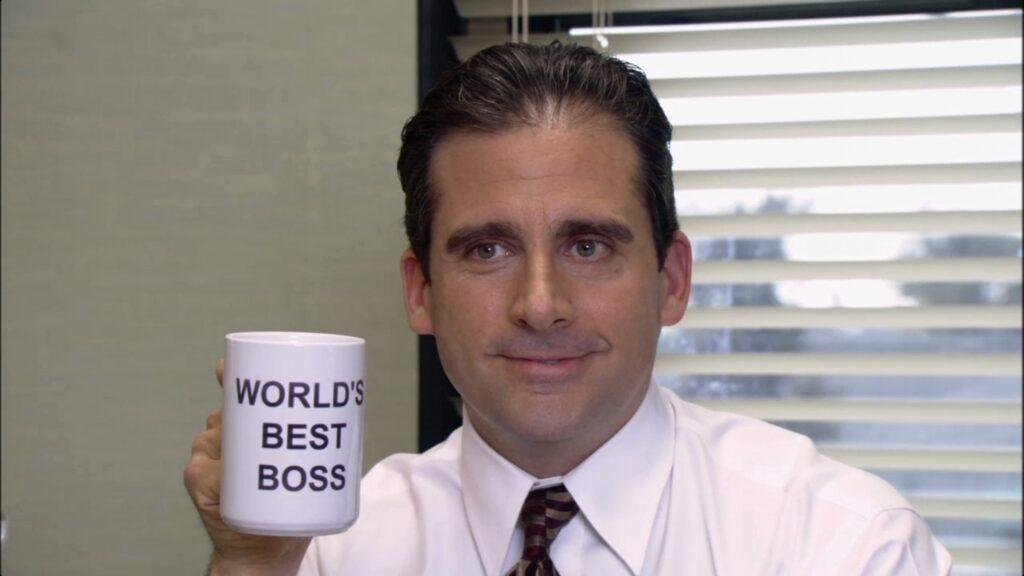 The Office Michael Scott