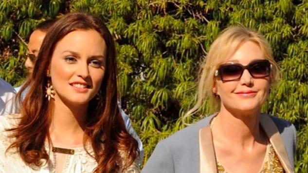 Leighton Meester i la seva mare
