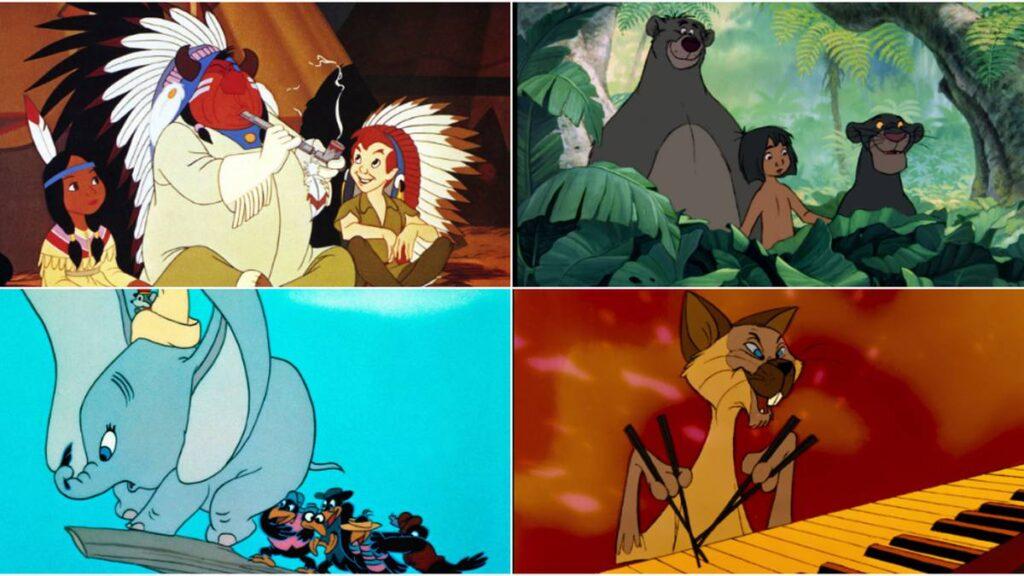 """""""Peter Pan"""", """"Dumbo"""", """"El Libro de la Selva"""" y """"Los Aristogatos"""""""