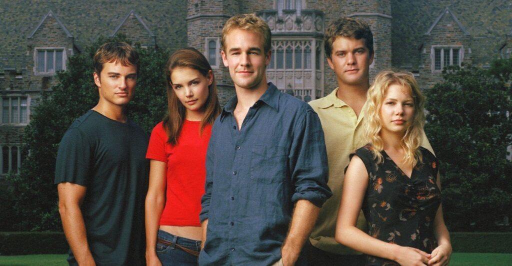 Las series que llegan a Netflix en enero dawson's creek