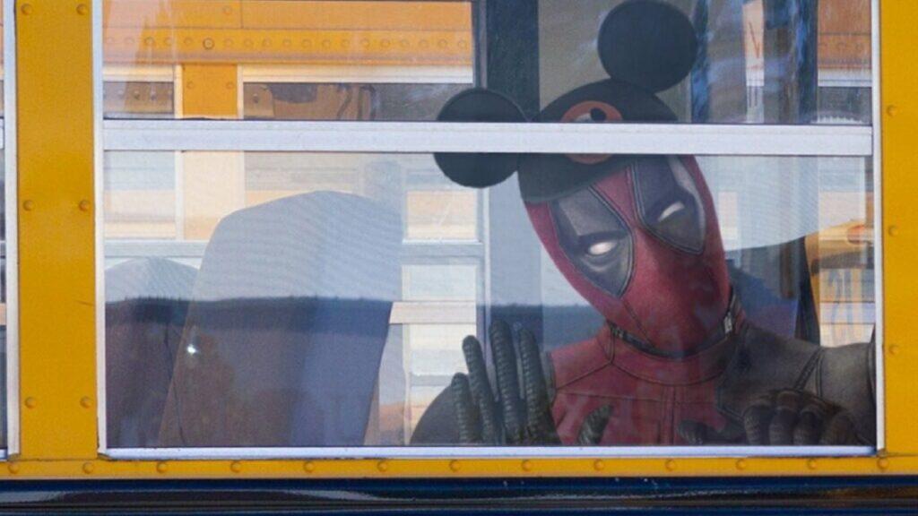 Ryan Reynolds Deadpool 3