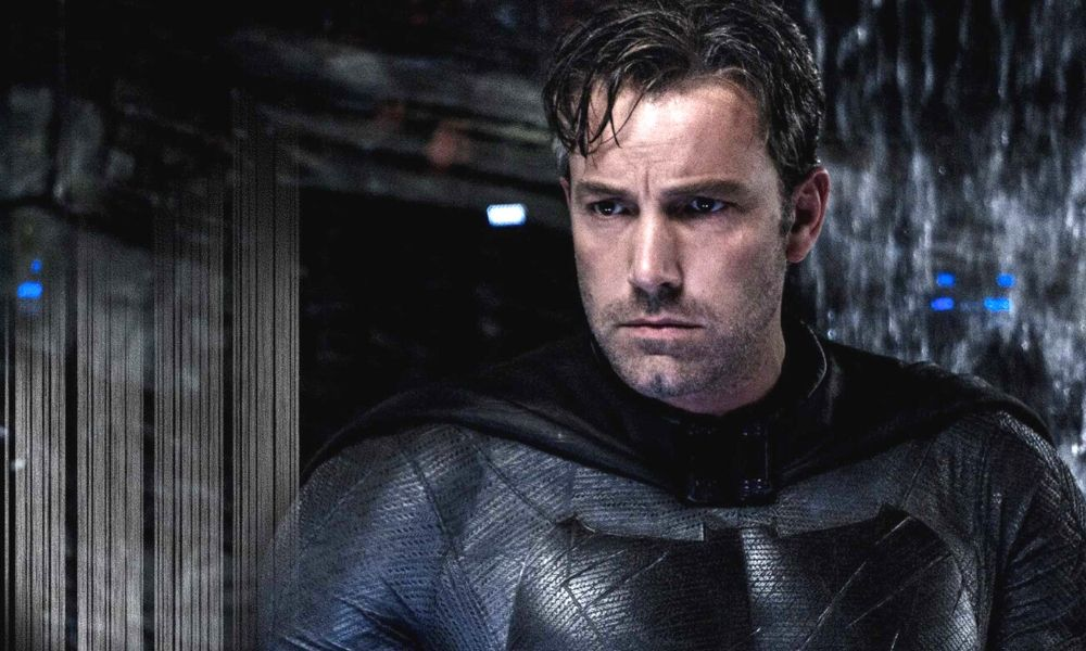 Justice League Batman Ben Affleck