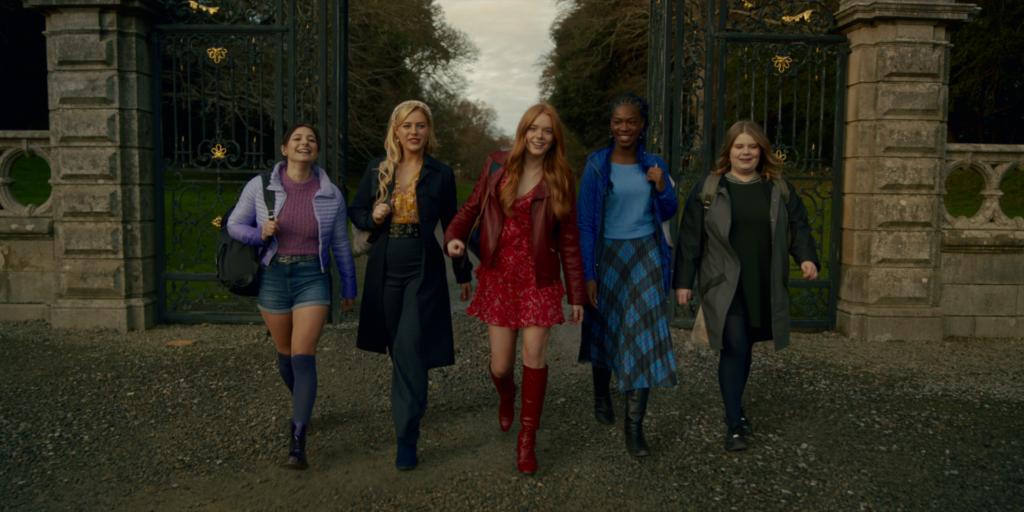 Las series que llegan a Netflix en enero destino la saga winx