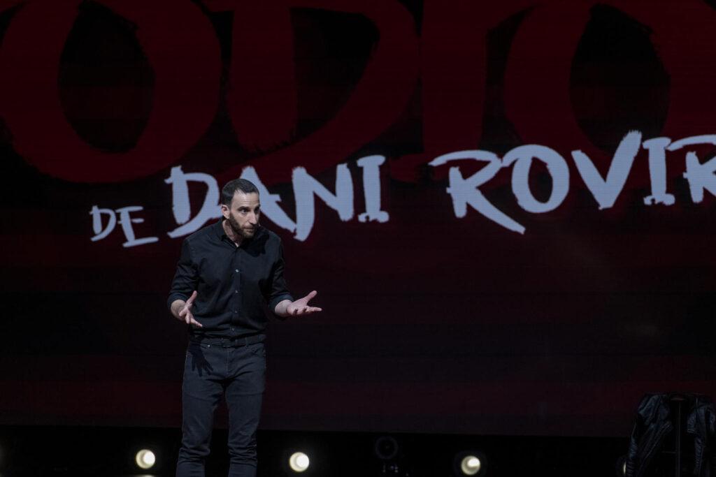 Odio, de Dani Rovira