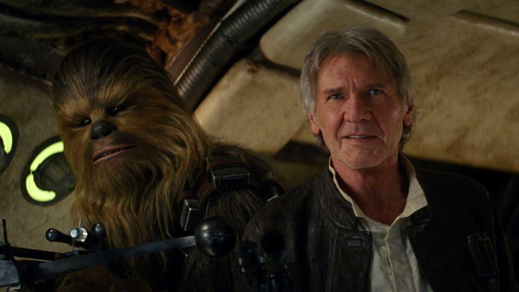"""""""Star Wars: El Despertar de la Fuerza"""" (2015)"""