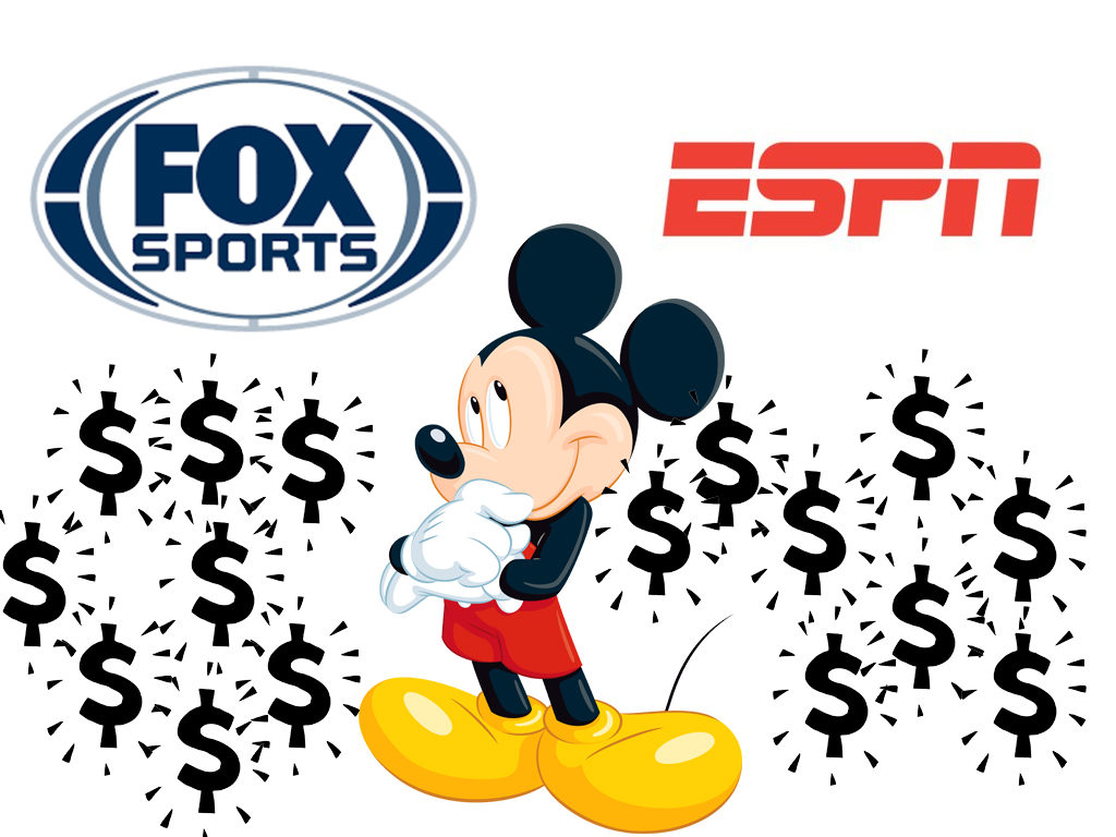 Disney Fox Sports ESPN