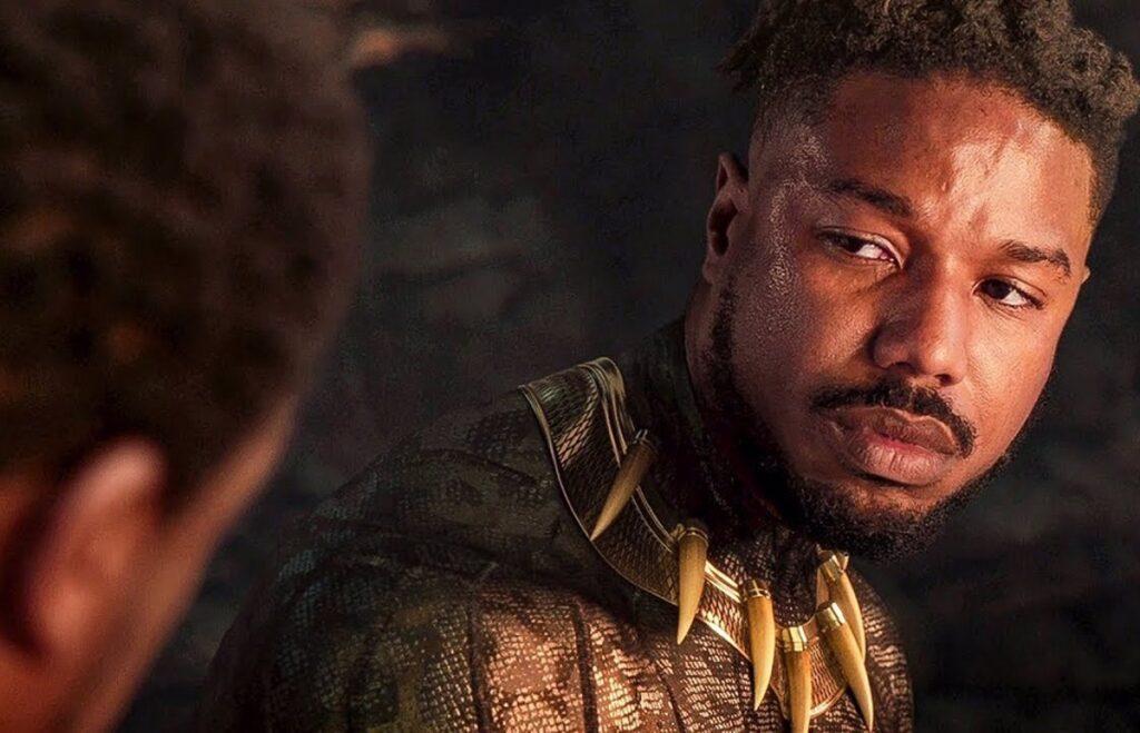 Michael B. Jordan UCM Black Panther 2 Marvel