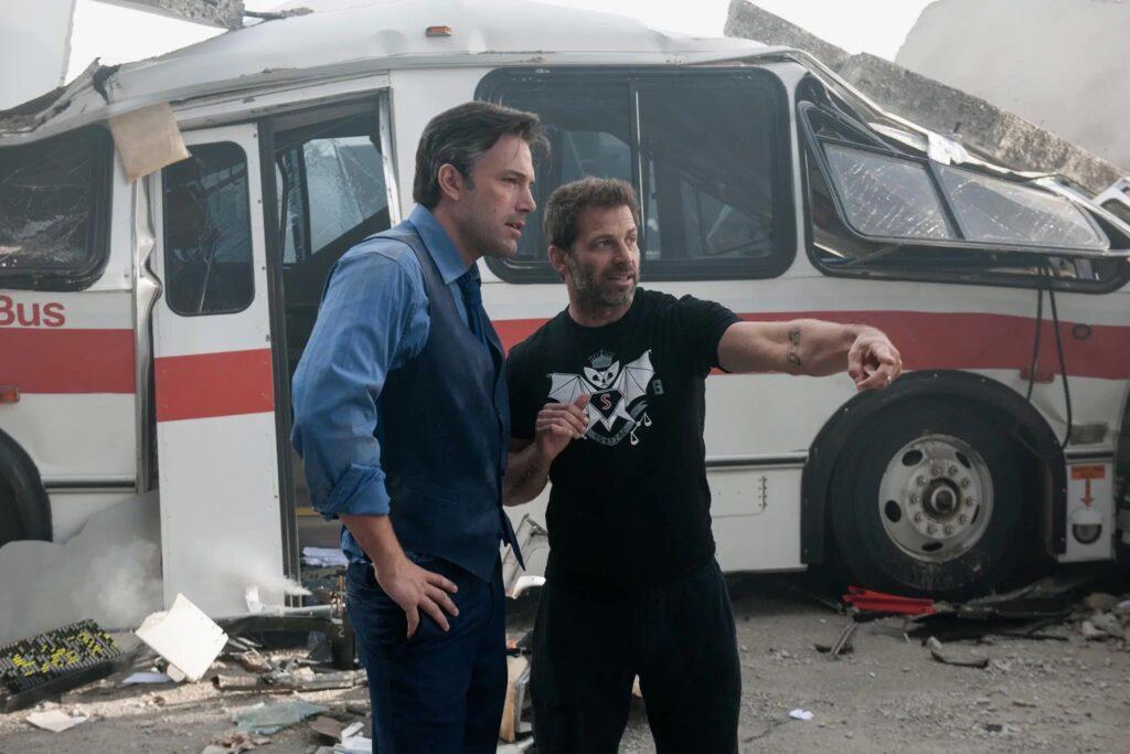 Zack Snyder Ben Affleck