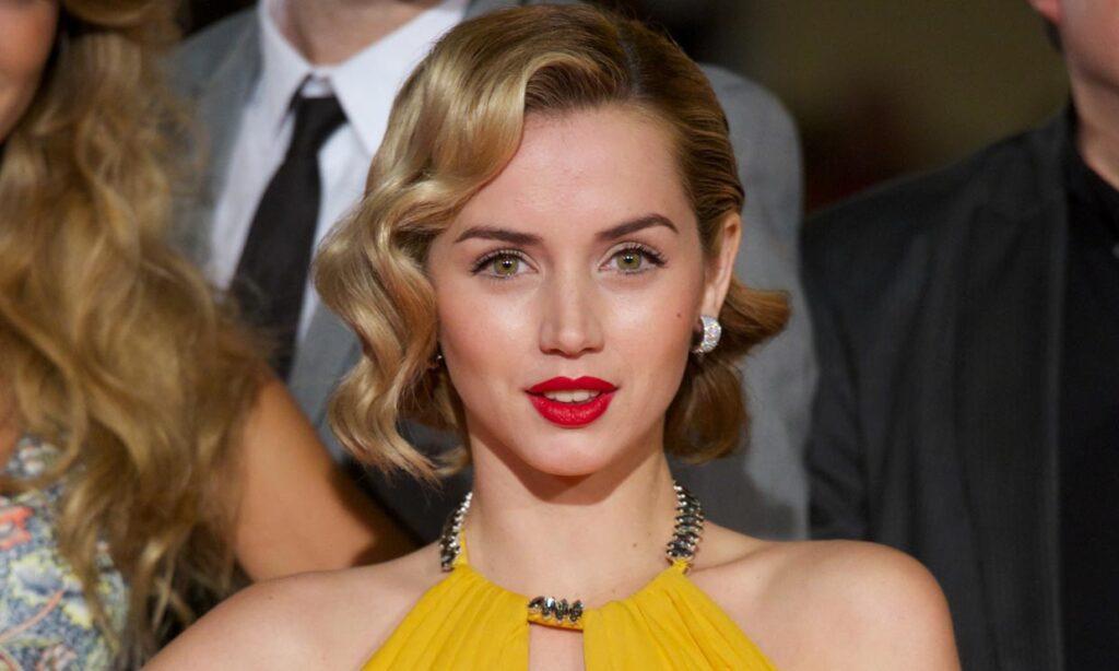 Marilyn Monroe Ana de Armas Blonde Netflix